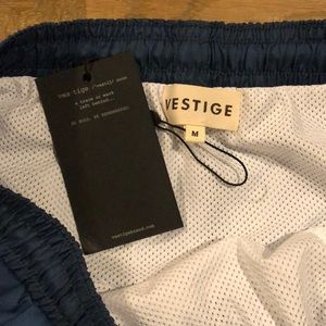 85bec9c853 Vestige Swim | Mens Ombr Blue Shorts | Poshmark